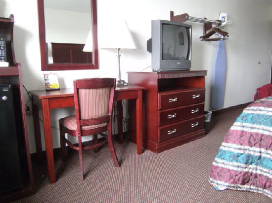 Super 8 Tuscaloosa : Room