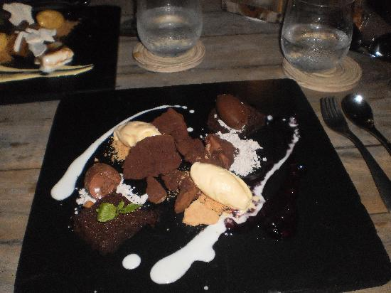 Dining on the Rocks: Deserts to die for