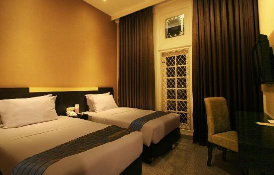 Vio Hotel Cimanuk Bandung: Deluxe room