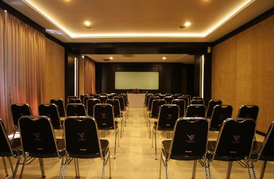 Vio Cimanuk Bandung (Managed by Dafam Hotels): Meeting room