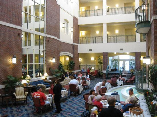 Atrium Hotel At Old Town Wichita Ks
