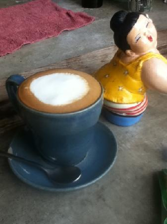 Muan Baan: best latte in town