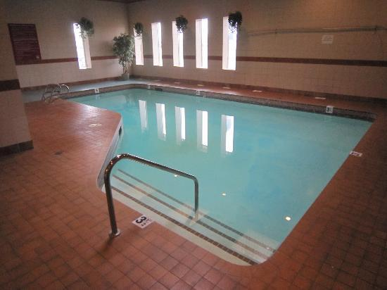 BEST WESTERN PLUS Westwood Inn: pool