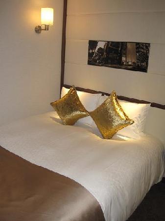Solaria nishitetsu hotel Ginza: ベッド