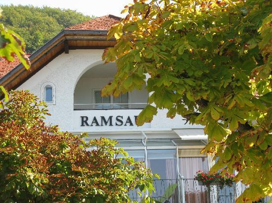 Gmunden, Austria: Fassade