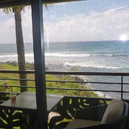 Koa Kea Hotel & Resort: View from oceanfront balcony