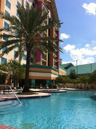 Isle of Capri Casino Hotel Lake Charles: Pool