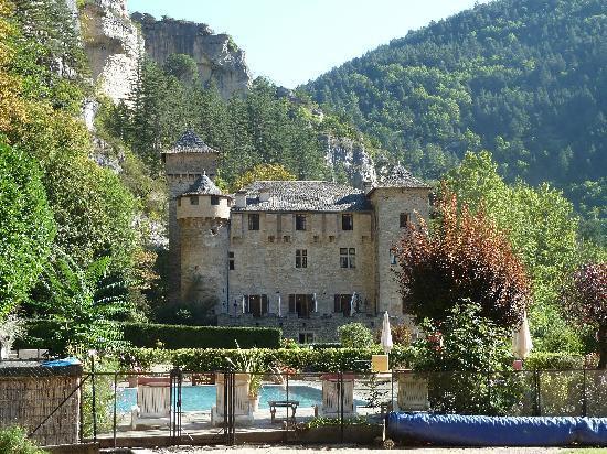 Chateau de la Caze: Château de la Caze