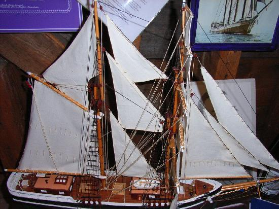 Age of Sail Heritage Museum: Model