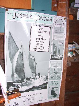 Age of Sail Heritage Museum: Joshua Slocum