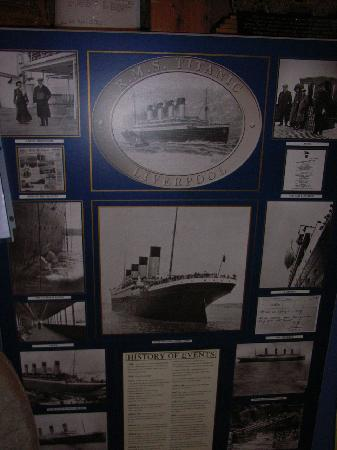 Age of Sail Heritage Museum: Titanic