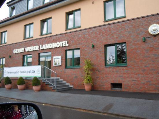 Gerry Weber Landhotel : G.Weber Landhotel