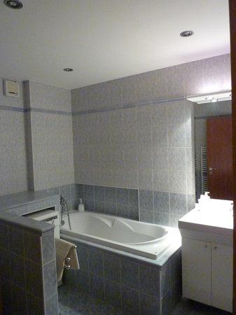 Apartments Bratislava: Bathroom