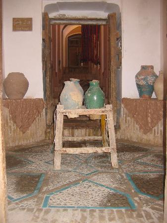 Fahadan Museum Hotel: couloirs