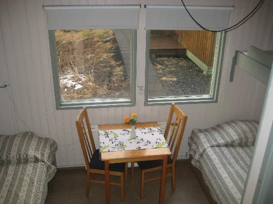 Gesthus Selfoss : Twin bed and bunkbed