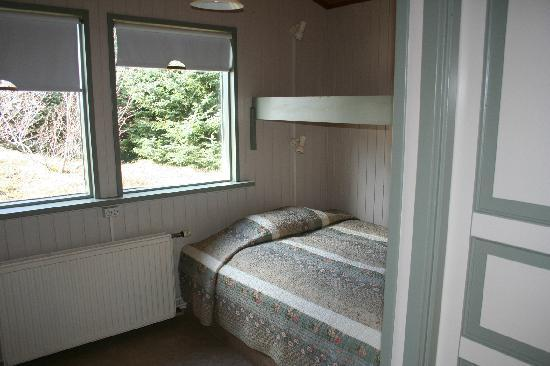 Gesthus Selfoss : Double bed and bunkbed