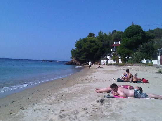 La Luna Hotel: The Beach