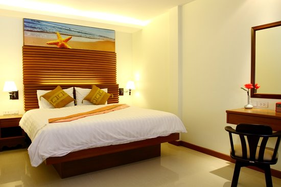 Patong Terrace Boutique Hotel : Standard room