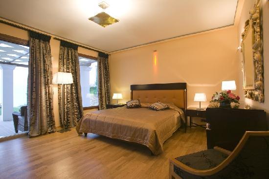 Regina Dell Acqua Resort: presindental suite