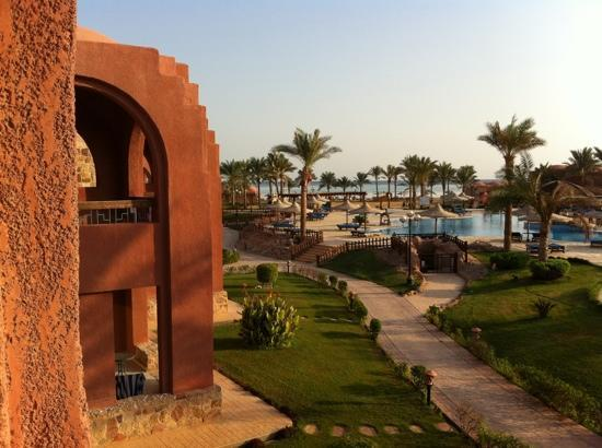 SENTIDO Oriental Dream Resort: vue de la chambre