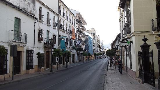Hotel Maestranza: Hotel front