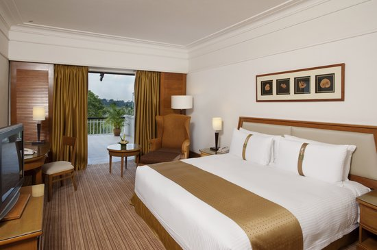 Holiday Inn Kuala Lumpur Glenmarie: Deluxe Room with Panoramic View