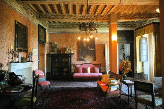 Villa il Poggio : sala