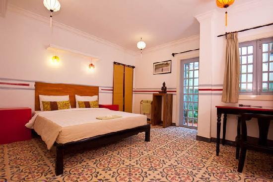 Villa Srey: Standard Room