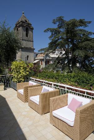 Villa La Contessina: Terrace