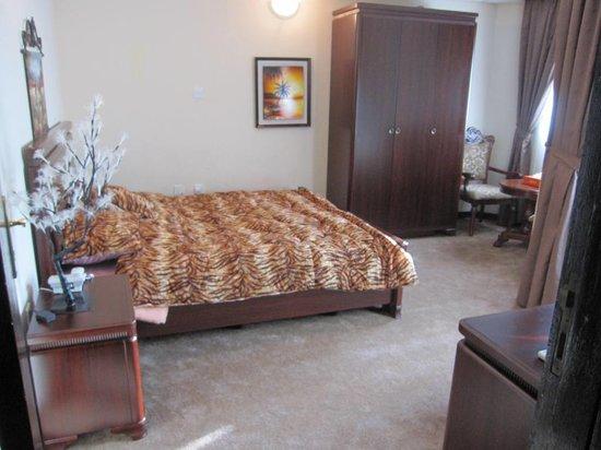 Al-Nakheel Hotel: Suite Room