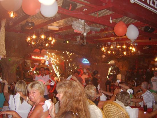Kapmar Hotel: Venice bar