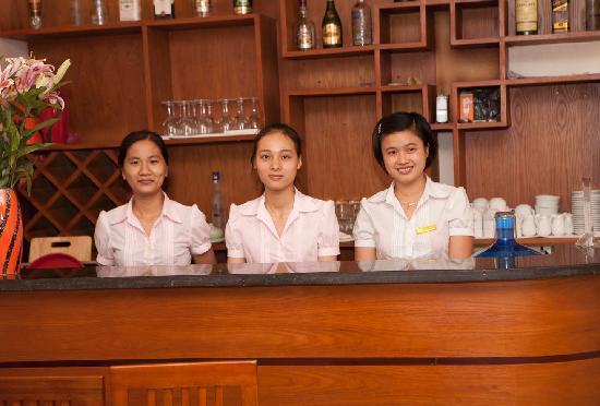 Hanoi Holiday Diamond Hotel: Bar
