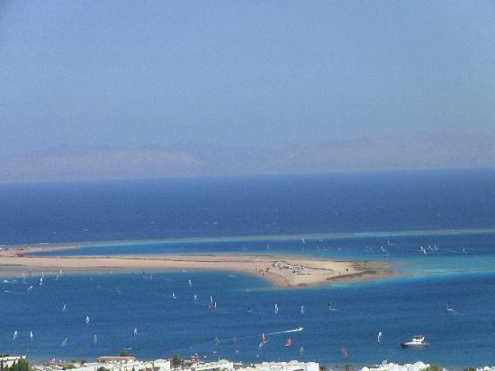 Blue Lagoon view - Dahab