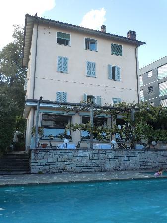 Hotel Villa Selva: Villa Selva lato giardino