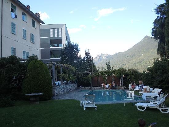 Hotel Villa Selva: Giardino