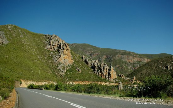 Overberg District, Sudáfrica: Tradouwspass