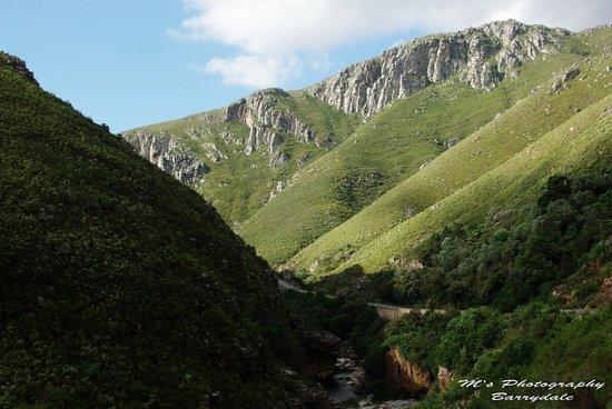 The Tradouwspass: in the pass