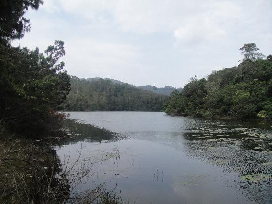 Berijam Lake from the West side