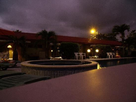 Hotel Villa Creole: le jacusi
