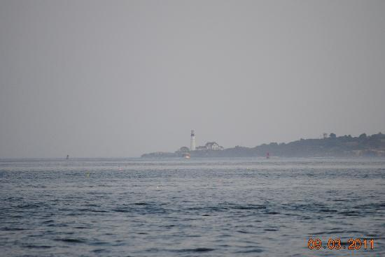 Maine Sailing Adventures: Portland Head Lighthouse