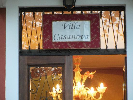 Villa Casanova: quaint
