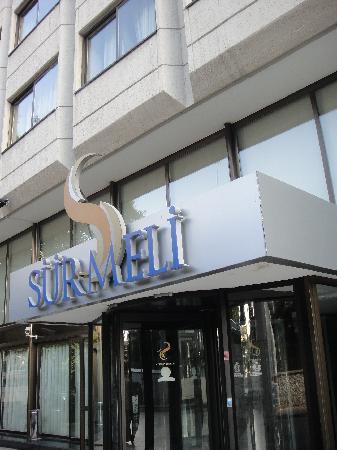 Surmeli Ankara: 外観