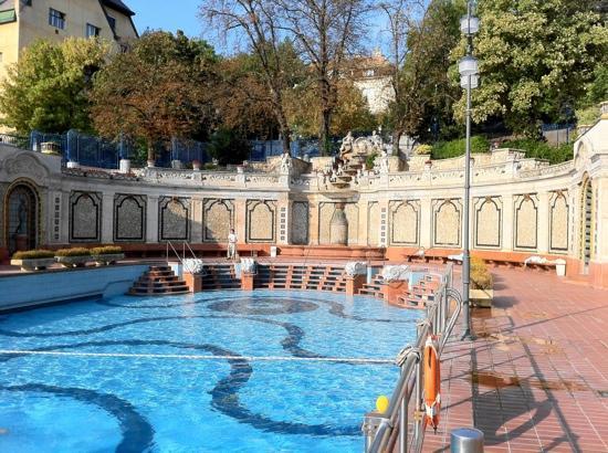 다누비우스 호텔 겔러트 사진