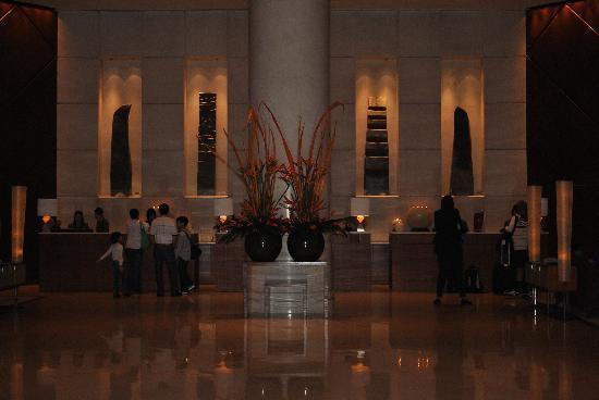 โรงแรมแฟร์มอนท์ สิงคโปร์: Lobby