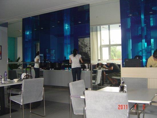Jinjiang Inn Changchun Renmin Square:                                                       restrant