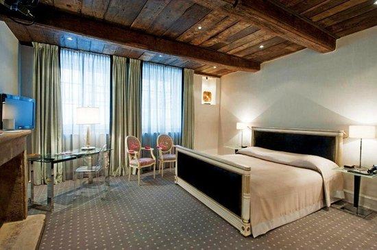 Le Place d'Armes Hotel: Chambre Executive