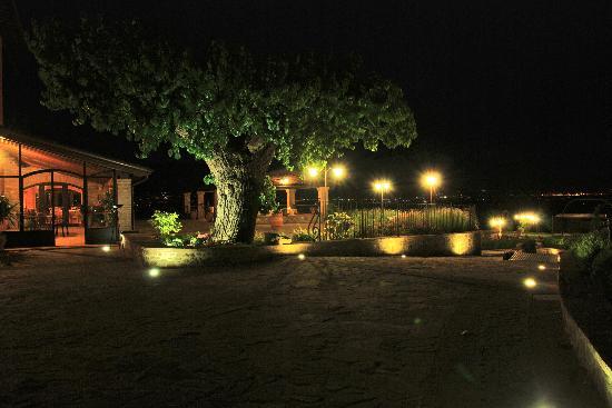Tenuta Del Perugino: Di notte