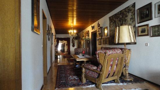 Gasthof Unterwirt: Corridor at first floor