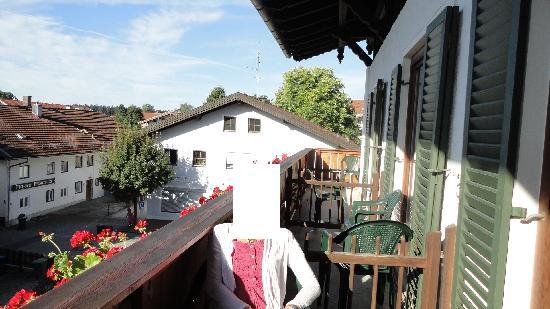 Gasthof Unterwirt: Balcony