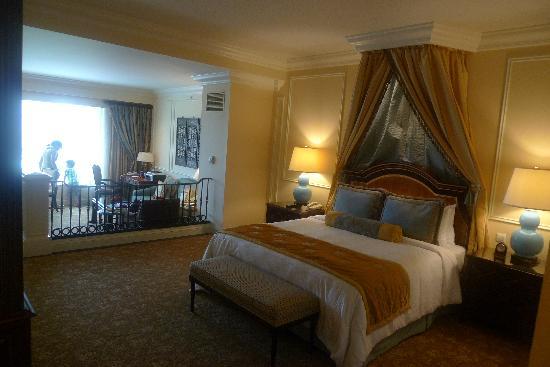 โรงแรมเดอะเวเนเชี่ยน มาเก๊า รีสอร์ท: full expanse of the room